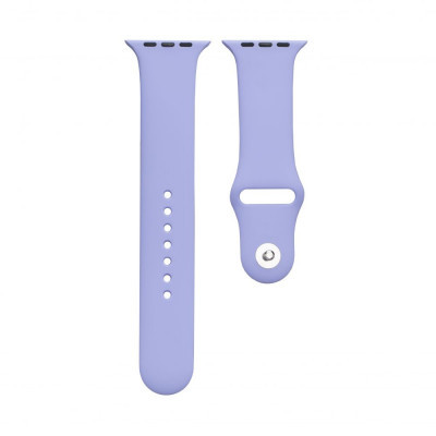 Ремешок для Apple Watch Band Silicone One-Piece 42 / 44mm Цвет 39