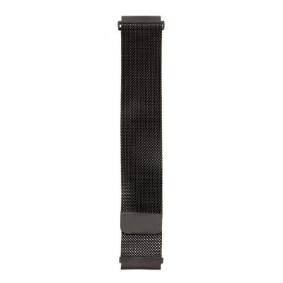 Ремешок для Samsung Gear S3 Milanese Цвет Чёрный