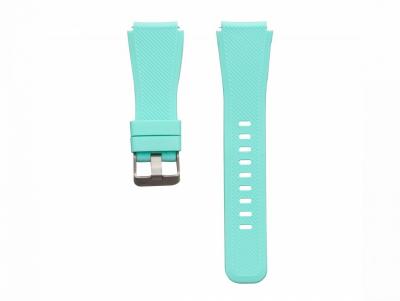 Ремешок для Samsung Gear S3 Silicone Band Цвет Мятный