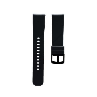 Ремешок для Xiaomi Amazfit Bip Original Design Цвет Чёрный