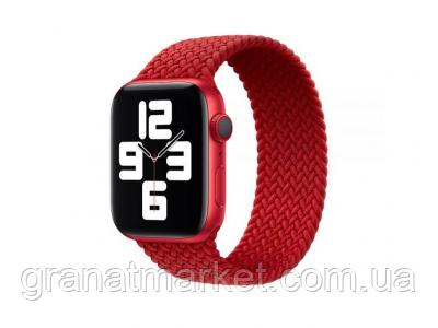 Ремешок для Apple Watch Band Nylon Mono Size M 42 / 44mm Цвет Красный