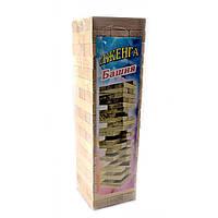 Настольная игра Дженга (54 бруска)