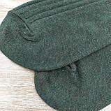 Носки мужские ,демисезонные рубчик Хаки, 27р. ( 100 % хлопок ) Украина, фото 4