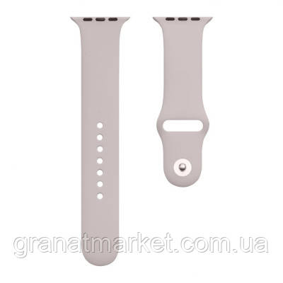 Ремешок для Apple Watch Band Silicone One-Piece 38 / 40mm Цвет 07