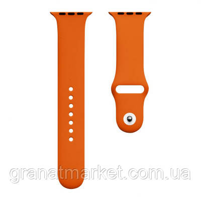 Ремешок для Apple Watch Band Silicone One-Piece 38 / 40mm Цвет 13