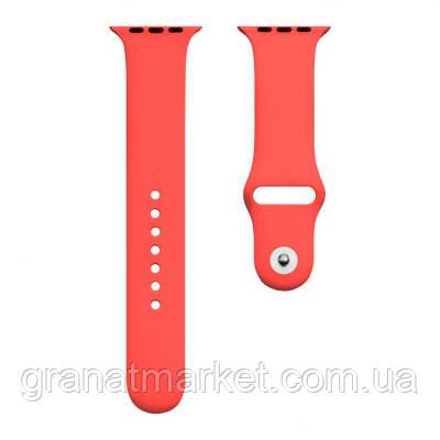 Ремешок для Apple Watch Band Silicone One-Piece 38 / 40mm Цвет 25