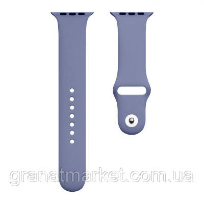 Ремешок для Apple Watch Band Silicone One-Piece 38 / 40mm Цвет 28