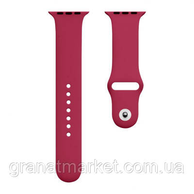 Ремешок для Apple Watch Band Silicone One-Piece 38 / 40mm Цвет 37