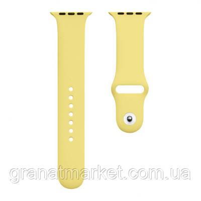 Ремешок для Apple Watch Band Silicone One-Piece 38 / 40mm Цвет 50