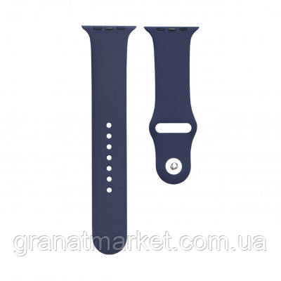 Ремешок для Apple Watch Band Silicone One-Piece 42 / 44mm Цвет 08