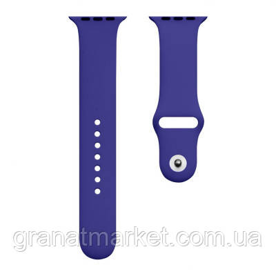 Ремешок для Apple Watch Band Silicone One-Piece 42 / 44mm Цвет 34
