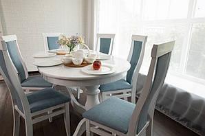 Обеденный комплект: стол Эдельвейс и стулья Эдельвейс Марко™