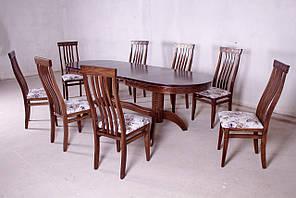 Обеденный комплект: стол Версаль и стулья Версаль Марко™