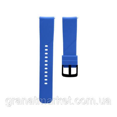 Ремешок для Xiaomi Amazfit Bip Original Design Цвет Синий