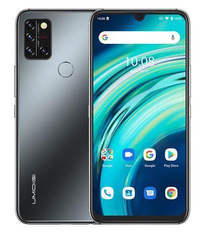 Смартфон UMIDIGI A9 Pro 4/64Gb Black