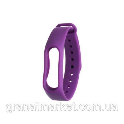 Ремешок для Xiaomi Mi Band 2 Original Design Цвет Фиолетовый
