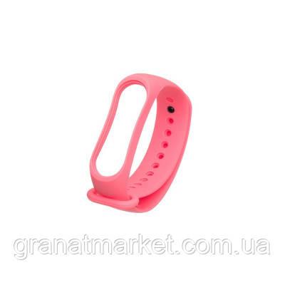 Ремешок для Xiaomi Mi Band 3 / 4 Original Design Цвет Розовый