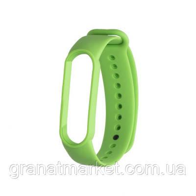 Ремешок для Xiaomi Mi Band 5 Original Design Цвет Зелёный