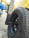 Адаптер для мотоблока под жигулевские колёса, фото 7