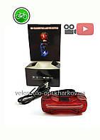 Красный задний фонарь Damo-Feilang DMFL-526, тип зарядки USB, G-41
