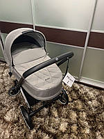 Коляска дитяча Cybex. Priam Lux 2020 (2 в 1) | Soho grey/Chrome