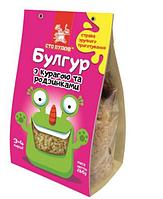 Булгур з курагою та родзинками, Сто Пудов, 260г