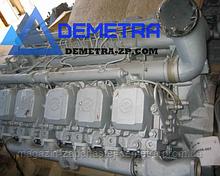 Двигатель ЯМЗ-240М2 БЕЛАЗ (карьерный самосвал) (420 л.с.). ЯМЗ- 240М2.
