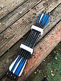 Стріли гібрид карбон арбалетні 20 дюймів, фото 3