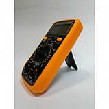 Цифровой Профессиональный мультиметр VC890D тестер вольтметр, фото 4