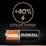 Щелочные батарейки Duracell AAA (LR03) MN1500 1 шт, фото 2