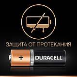 Щелочные батарейки Duracell AAA (LR03) MN1500 1 шт, фото 3
