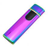Спиральная сенсорная электрическая USB зажигалка Lighter 752, фото 4