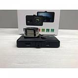 Автомобильный видеорегистратор Car Vehicle BlackBOX DVR 626 1080P 3.0M, фото 2