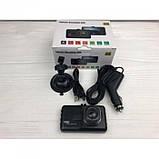 Автомобильный видеорегистратор Car Vehicle BlackBOX DVR 626 1080P 3.0M, фото 6