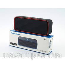 Портативная bluetooth MP3 колонка K31