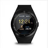 Умные смарт часы Smart Watch Y1S с слотом под SIM карту, фото 2