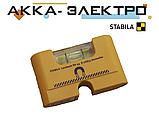 Уровень STABILA карманный с зажимом STABILA Pocket Electric (18115), фото 4