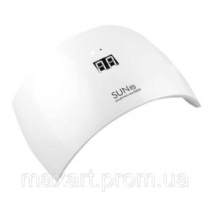 УФ Лампа для ногтей SUN 9s 24W UV LED Lamp, гель-лака,маникюр