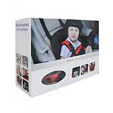 Автомобильное кресло для детей Multi Function Car Cushion  Бордовый, фото 4
