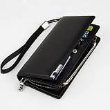 Мужской кошелек клатч портмоне барсетка Baellerry business SW002, фото 4