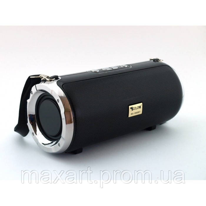 Xtreme Golon Atlanfa RX-1888bt 20W, bluetooth колонка с FM и MP3, черная