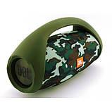 Портативная bluetooth колонка JBL Boombox BIG FM MP3 Камуфляж, фото 2