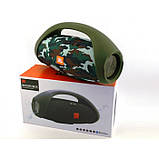 Портативная bluetooth колонка JBL Boombox BIG FM MP3 Камуфляж, фото 9