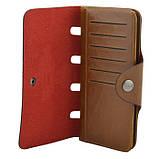 Мужской кошелек клатч портмоне барсетка Baellerry COK 10 business, фото 4
