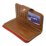 Мужской кошелек клатч портмоне барсетка Baellerry COK 10 business, фото 6