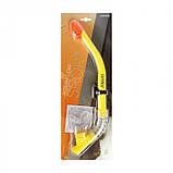 Трубка для плаванья INTEX 55928 Жёлтая, фото 2
