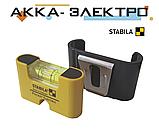 Рівень STABILA Type Pocket Electric магнітний 70х20х40 мм, фото 3