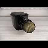 Беспроводная портативная колонка + караоке микрофон 2 в 1 Magic Karaoke YS-68 Чёрный, фото 2