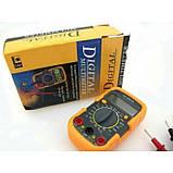 Цифровой Профессиональный Мультиметр DT 830 LN, фото 2