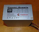 400W Блок питания FrimeCom ATX-SM400BL, фото 2